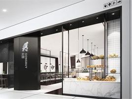 面包店终端设计
