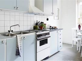 橱柜清洁保养小技巧 延长橱柜使用寿命