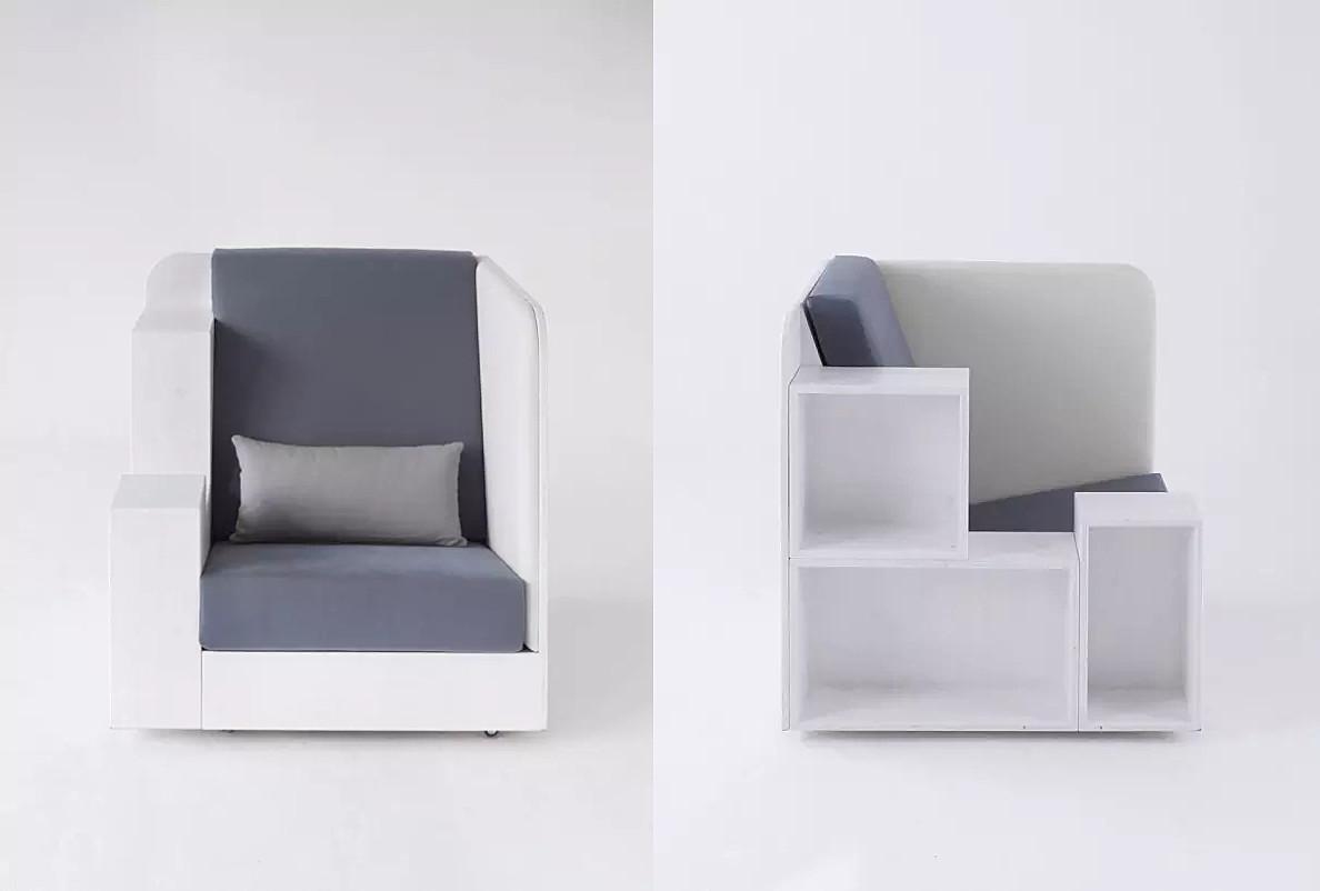飞机超薄座椅设计