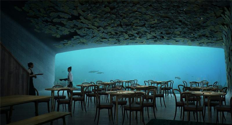 Under水下餐厅