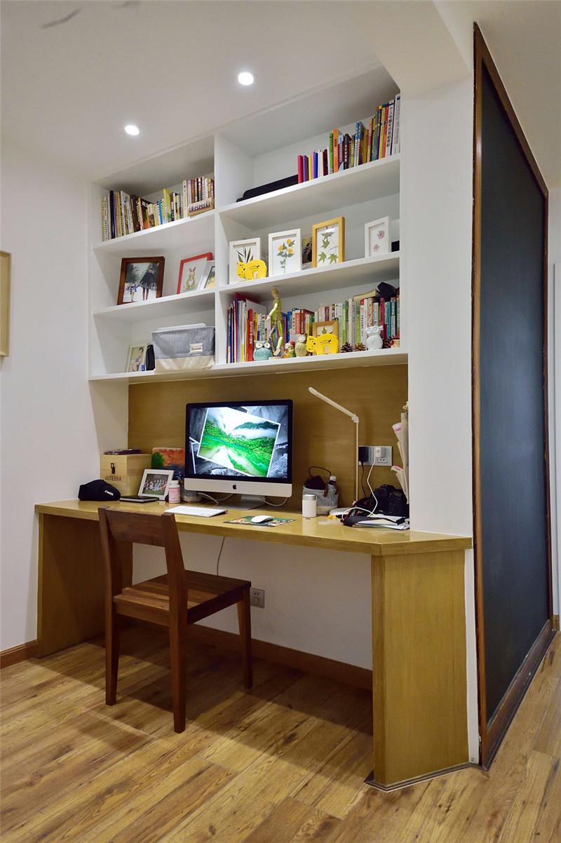 家居 设计 书房 装修 800_1202 竖版 竖屏