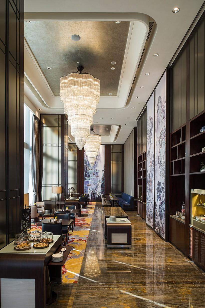 义乌香格里拉酒店-行政走廊