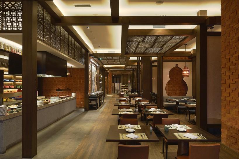 义乌香格里拉酒店-全日餐厅