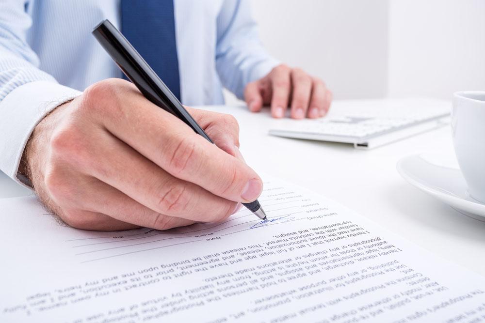 签订装修合同的守则