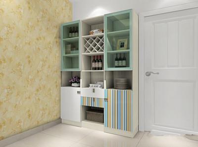 家用酒柜装修效果图 家用酒柜怎么设计