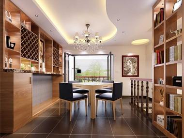 新中式风格主要包括两方面的基本内容,一是中国传统风