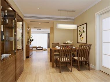 华佑装饰中式风格套餐整体样板房配置六大区域:(整体