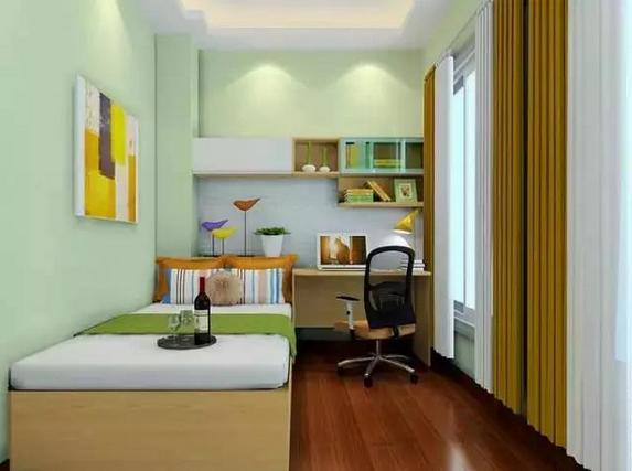 4套10平米小房间设计方案