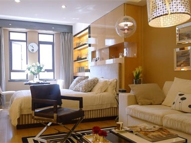 紫云府客厅