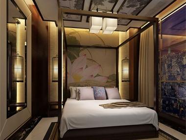 新中式东南亚主题酒店