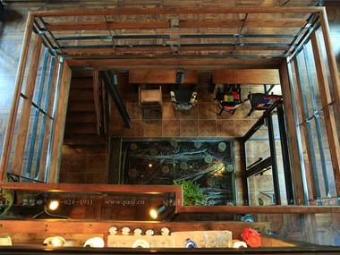 沈阳秘岛特色文化休闲餐厅