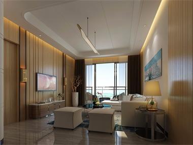 香港尖东海景公寓