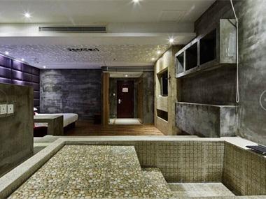 主题旅馆浴室