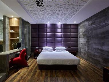 主题旅馆卧室