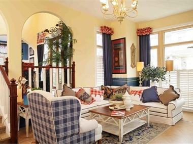 诠释浪漫与休闲的生活新方式客厅