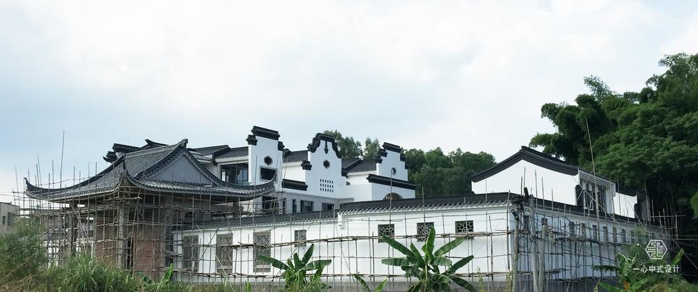 民宿建筑外观效果图