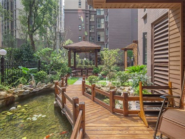 美式花园其它实景图