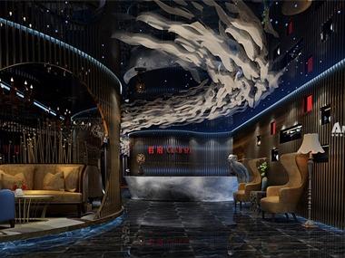 AM设计-北京郡府高端SPA会所