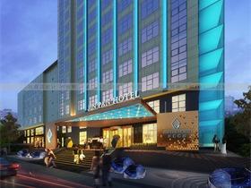 AM设计-让精品酒店装修设计更具有个性魅