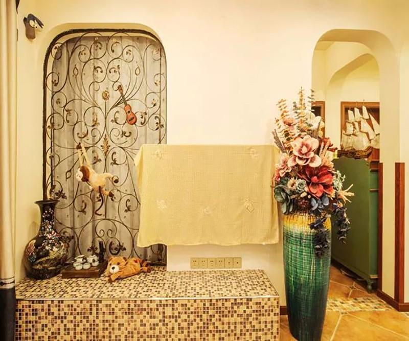 地中海客厅其它实景图