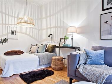 北欧小公寓