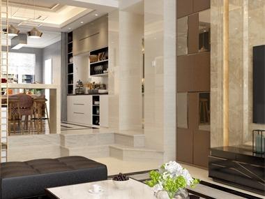 現代客廳其它效果圖