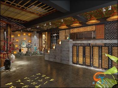 云南丽江花屿餐厅