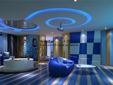 常德专业酒店设计公司-红专设计|爱情海主题酒店