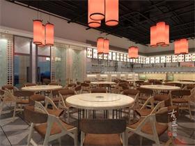 陶然小馆中餐厅-成都中餐厅设计,成都砂锅汤锅店装修施工公司