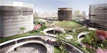 Mecanoo事务所正式公布高雄新火车站设计方案