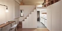 迷你公寓设计:虽然小 但你要的都能给你
