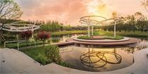 美好的憧憬 重庆江山樾社区公园景观设计