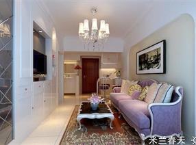 單身公寓改兩房兩廳