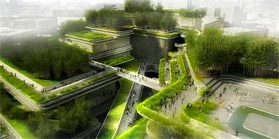 中国成都城市音乐厅荣获2016年世界建筑节大奖