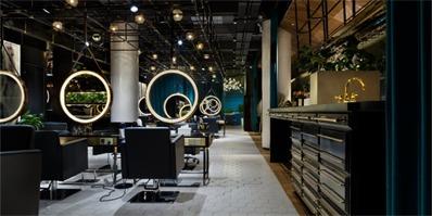 上瑞元筑无锡发廊项目荣获香港A&DT Awards室内设计组大奖