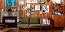 墨尔本夫妇的手工童话屋 混搭的家饰组成了一个复古且个性的空间
