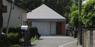 """住在""""伞""""下,日本伞状结构的住宅建筑"""