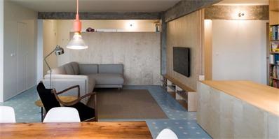 里斯本公寓翻新,重唤城市生活的品质