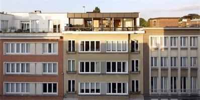 布鲁塞尔:建在别人屋顶上的公寓