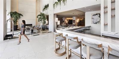 洛杉矶Dream Hollywood酒店,时尚与奢华完美融合
