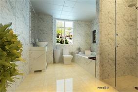 新古典卫生间其它效果图