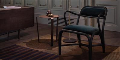 expormim推出fontal系列 重现当代客制化藤椅