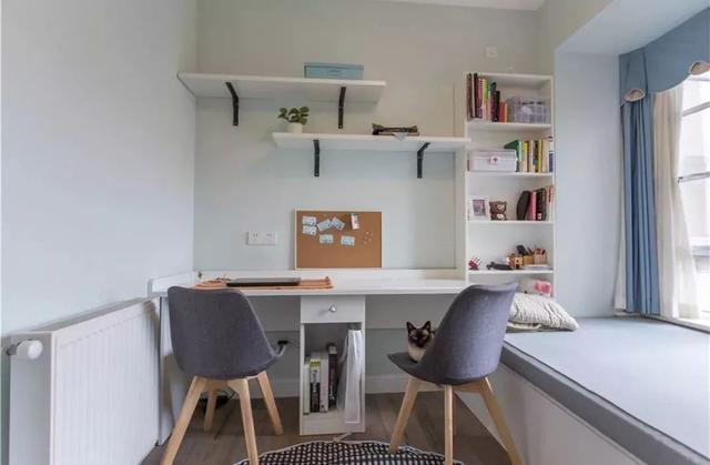 榻榻米 书房,小户型家庭书房就该这么设计!