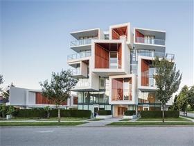 加拿大光圈住宅:变化光圈,调节你的生活