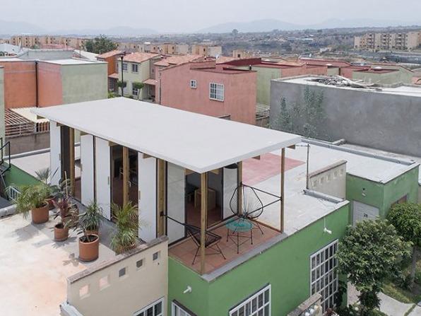 社会住房扩建方案 帮助解决墨西哥住房危机