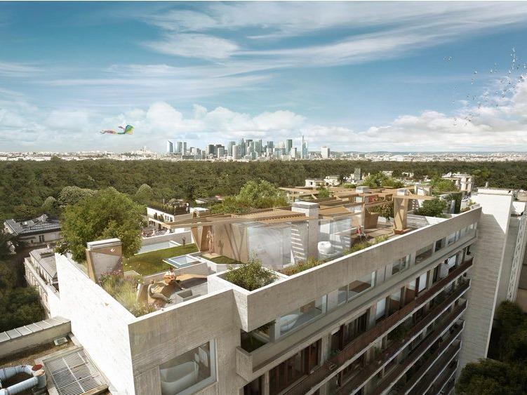 matteo cainer翻新阁楼公寓 将于2018年年底完工