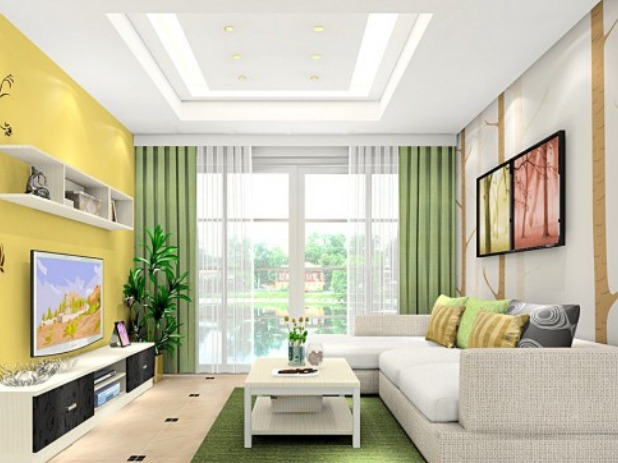 客厅装修风水的适宜和忌讳!