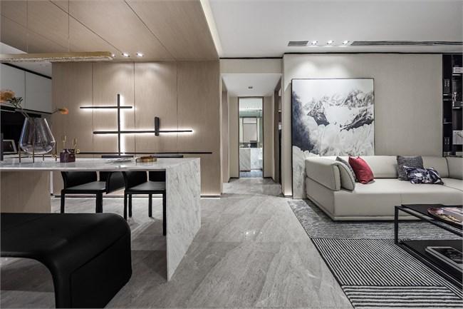 INNEST意巢:阳光城翡丽湾公寓ˊ∥++# o ︿╞(_乌鲁木齐水疗会所设计