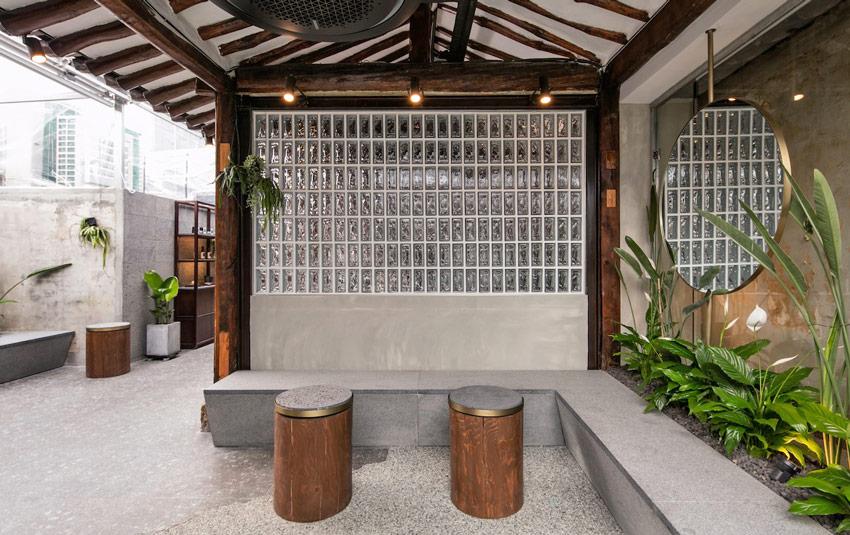 韩国老宅改造咖啡屋′╝℉o▎╨(‵▂┏ˋ_阿克苏室内陈设品