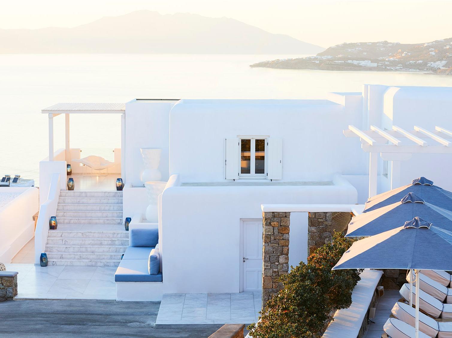 希腊米科诺斯酒店,基克拉迪群岛畅游指南